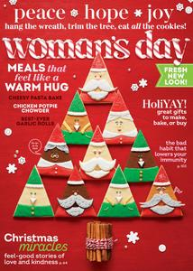 Woman's Day USA - December 2020