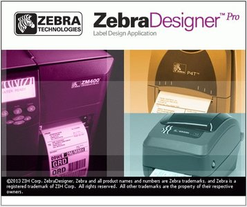 ZebraDesigner Pro 2.5.0 Build 9427
