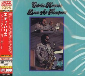 Eddie Harris - Live At Newport (1970) {2013 Japan Jazz Best Collection 1000 Series 24bit Remaster WPCR-27415}