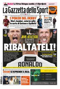 La Gazzetta dello Sport Roma – 12 marzo 2019