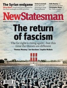 New Statesman - 14 - 20 September 2018