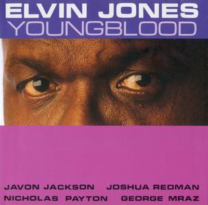 Elvin Jones - Youngblood (1992) {Enja ENJ-70512 rel 2000}