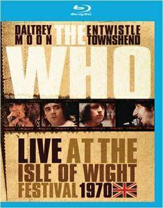 The Who - Live at the Isle of Wight Festival 1970 (2009) Re-up
