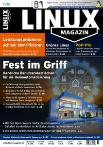 Linux Magazin – Oktober 2019