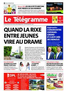 Le Télégramme Quimper – 23 juin 2021