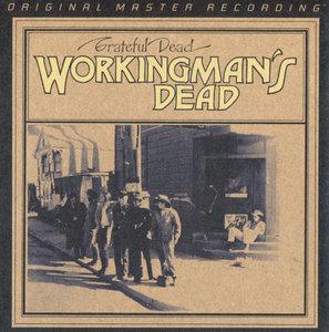 Grateful Dead - Workingman's Dead (1970) [MFSL 2014] PS3 ISO + Hi-Res FLAC