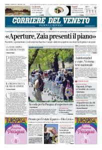 Corriere del Veneto Padova e Rovigo – 12 aprile 2020