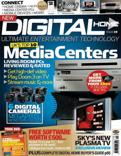 Digital Home Magazine. December 2004
