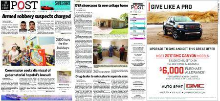 The Guam Daily Post – December 23, 2017