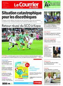 Le Courrier de l'Ouest Angers – 16 août 2020