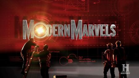 HC. -  Modern Marvels: Supersized Food (2010)