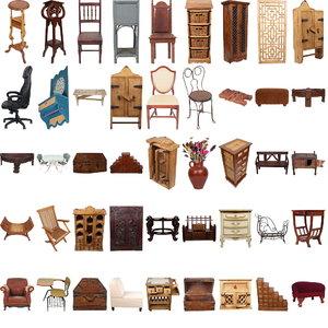 Clipart - Furniture