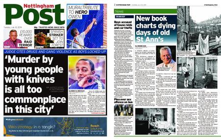 Nottingham Post – July 30, 2019