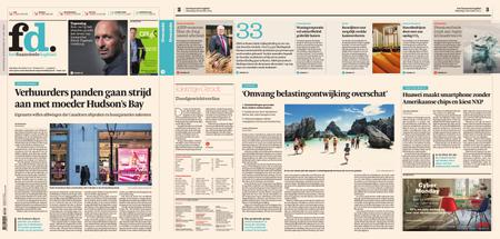 Het Financieele Dagblad – 02 december 2019
