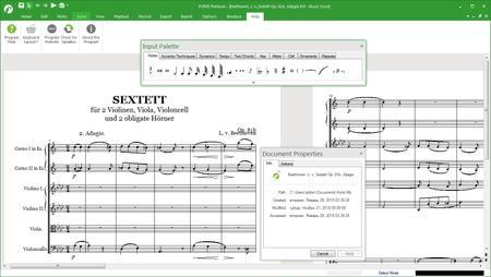 Forte Notation FORTE 10 Premium 10.1.2