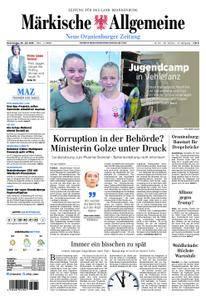 Neue Oranienburger Zeitung - 26. Juli 2018