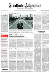 Frankfurter Allgemeine Zeitung F.A.Z. - 18. September 2017