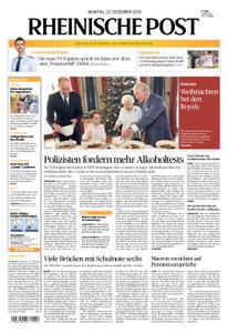 Rheinische Post – 23. Dezember 2019