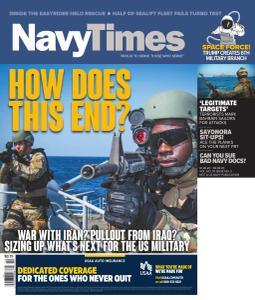 Navy Times - 13 January 2020