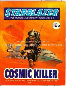 Starblazer 068 - Cosmic Killer (1982) (PDFrip