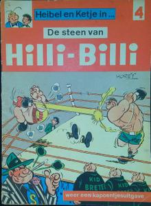 Ketje En Co - 04 - De Steen Van Hilli-Billie