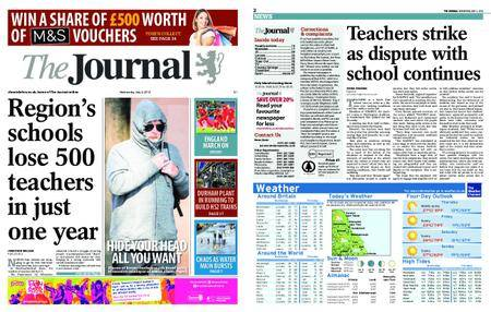 The Journal – July 04, 2018
