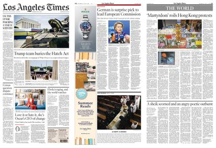 Los Angeles Times – July 04, 2019