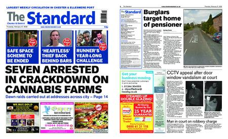 The Standard Chester & District – February 27, 2020
