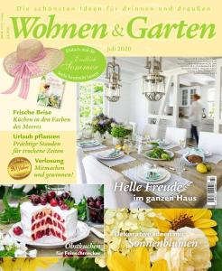 Wohnen & Garten - Juli 2020