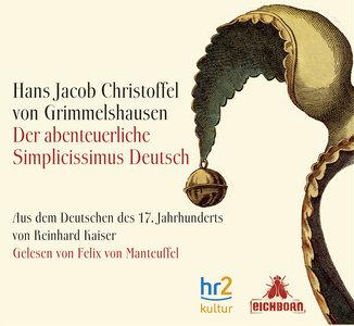 Hans Jacob Christoffel von Grimmelshausen - Der abenteuerliche Simplicissimus Deutsch