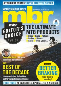 Mountain Bike Rider - December 2019