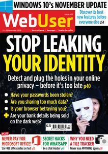 WebUser - 13 November 2019
