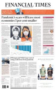Financial Times USA - April 15, 2020