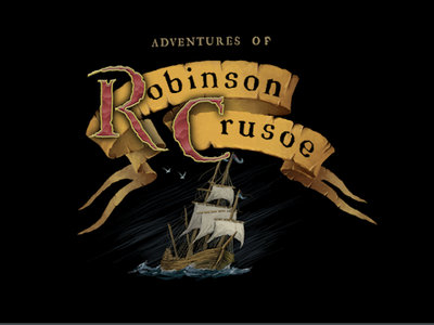 Hidden Object Game: Adventures of Robinson Crusoe - beta
