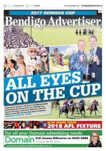 Bendigo Advertiser - November 1, 2017