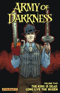 Dynamite-Army Of Darkness Vol 02 The King Is Dead Long Live The Queen 2020 Hybrid Comic eBook