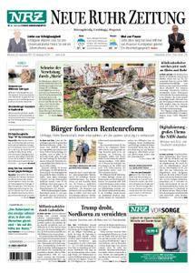 NRZ Neue Ruhr Zeitung Essen-Postausgabe - 20. September 2017