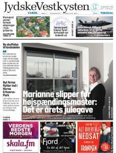 JydskeVestkysten Varde – 18. december 2018