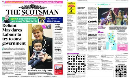The Scotsman – December 18, 2018