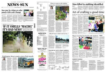 Lake County News-Sun – November 26, 2018