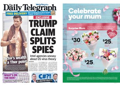 The Daily Telegraph (Sydney) – May 06, 2020