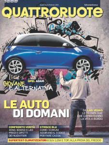 Quattroruote Italia N.689 - Febbraio 2013