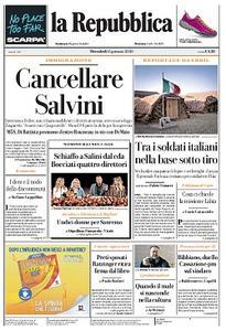 la Repubblica - 15 Gennaio 2020