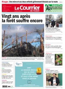 Le Courrier de l'Ouest Nord Anjou – 26 décembre 2019