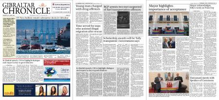 Gibraltar Chronicle – 29 June 2021
