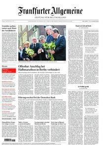 Frankfurter Allgemeine Zeitung F.A.Z. - 09. April 2018