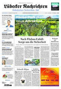 Lübecker Nachrichten Ostholstein Süd - 18. August 2018