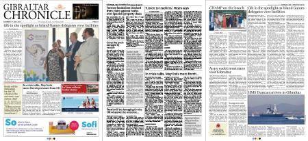 Gibraltar Chronicle – 07 July 2018