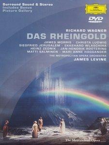 James Levine, The Metropolitan Opera Orchestra, James Morris, Christa Ludwig - Wagner: Das Rheingold (2002/1990)