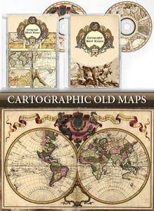 Cartographic Old World Atlases Collection
